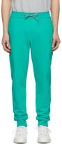 Paul Smith Green Zebra Lounge Pants