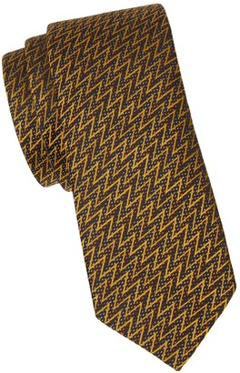 Missoni Zig Zag Silk Tie