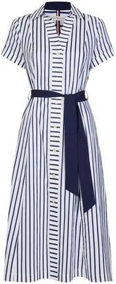 Tommy Hilfiger Marlow Midi Shirt Dress
