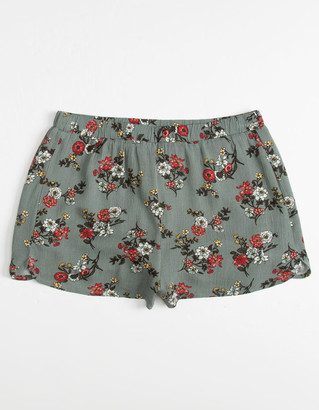 FOR ALL SEASONS Floral Girls Shorts