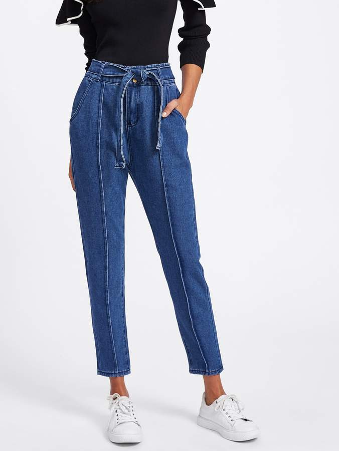 2752d0f8bf Front Seam Jeans - ShopStyle
