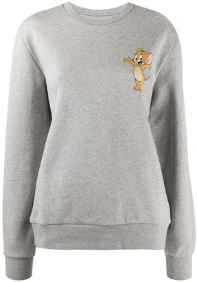 Etro Tom and Jerry print sweatshirt