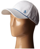 Original Penguin Terry Cloth Baseball Cap