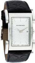 Burberry Heritage Watch w/ Tags