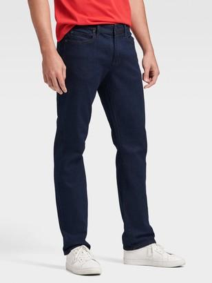 DKNY Men's Slim-straight Jean - Dark Indigo - Size 30x32