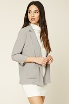 Forever 21 Patch Pocket Blazer