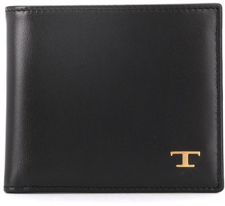 Tod's Bi-Fold Leather Wallet