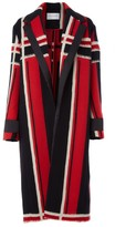 Amanda Wakeley Mohair Jacquard Coat