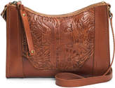 Frye Melissa Artisan Zip Crossbody Bag