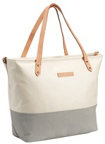 Pottery Barn Kids Petunia Pickle Bottom Birch/Stone Downtown Tote