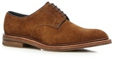 Loake Tan 'rowe' Derby Shoes
