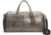 Frye Men's Holden Burnished Leather Garment Duffel Bag