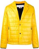 Comme des Garcons notch lapel padded jacket
