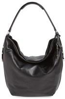 Mackage 'Declan' Leather Hobo - Black