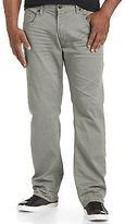 Buffalo David Bitton Stretch Twill Jeans Casual Male XL Big & Tall