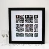 The Wonderwall Print Company Personalised Contemporary Photo Montage