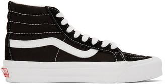 Vans Black UA Sk8-Hi LX Sneakers