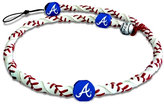 Game Wear Atlanta Braves Frozen Rope Necklace