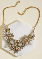 ModCloth The Flowers that Be Statement Necklace