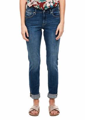 Q/S designed by Women's 45.899.71.3241 Slim Jeans