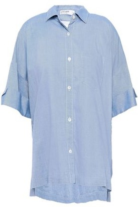 Stateside Pleated Cotton Shirt