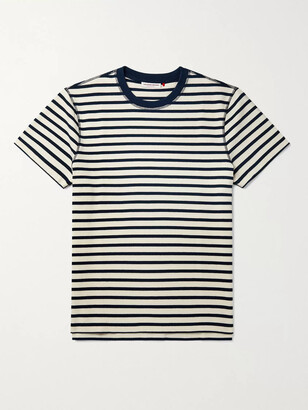 Orlebar Brown Striped Cotton T-Shirt