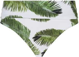 Melissa Odabash Brussels Palm Tree Bikini Bottoms