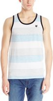 Zoo York Men's Rugby Zig Tank