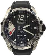 Chopard Classic Racing Superfast Power Control 168537-3001 Stainless Steel Leather 45mm Mens Watch