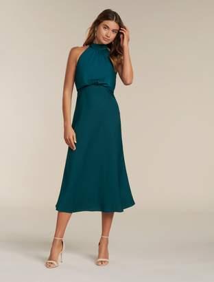 Ever New Deanna Petite Halterneck Maxi Dress