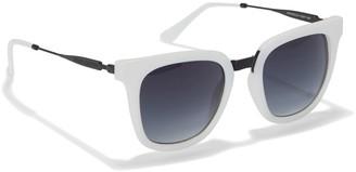 Vince Camuto Contrast-bridge Sunglasses