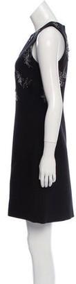 3.1 Phillip Lim Sleeveless Embellished Dress w/ Tags Black