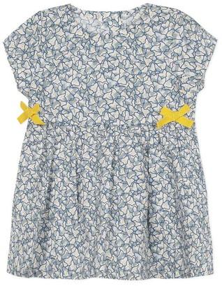 Absorba Baby Girl Dress Bright Blue