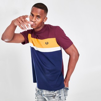Fred Perry Men's Striped T-Shirt