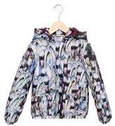 Paul Smith Girls' Hooded Puffer Jacket