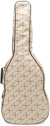 Stella McCartney All Together Now Yellow Submarine monogram guitar case