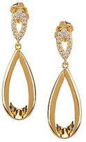 Nadri Domani Cubic Zirconia Drop Earrings