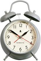 Newgate Clocks - The New Covent Garden Alarm Clock - Overcoat Grey