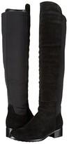 Blondo Velma Waterproof Boot (Black Suede) Women's Boots