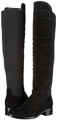 Blondo Velma Waterproof Boot (Black Suede) Women's Boots