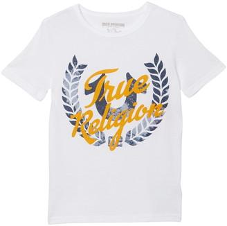 True Religion Varsity Smile T-Shirt