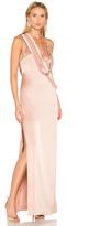 Halston Slip Gown