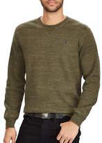 Polo Ralph Lauren Cotton Crewneck Marl Sweater