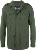 Herno multiple pockets military jacket - men - Polyamide/Polyester - 48