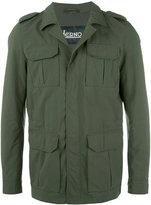 Herno multiple pockets military jacket