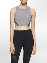 Calvin Klein Performance Long-Line Sports Bra