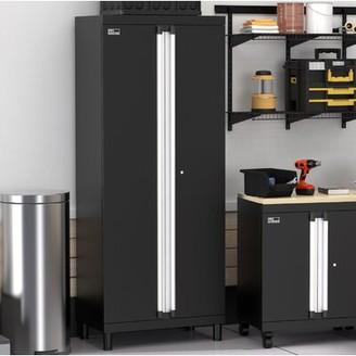 "ClosetMaid ProGarage 74.9"" H x 30"" W x 18"" D Storage Cabinet"