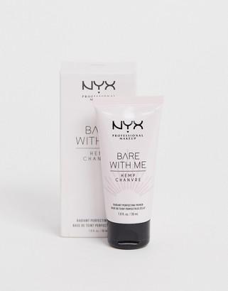 NYX Bare With Me Hemp Radiant Perfecting Primer