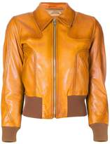 Prada elasticated hem jacket