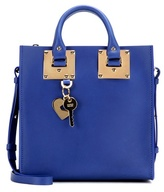 Sophie Hulme Albion Square Leather Shoulder Bag